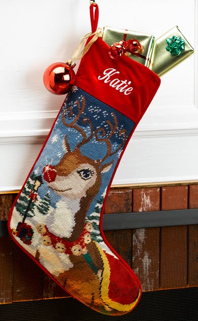 Just For Me And You Merry Stockings Needlepoint