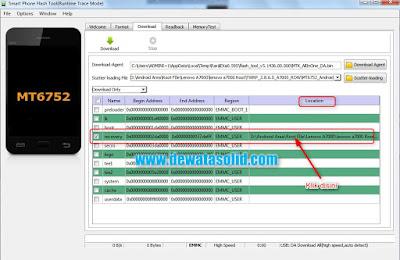 Cara Instal CWM dan Root Lenovo A7000