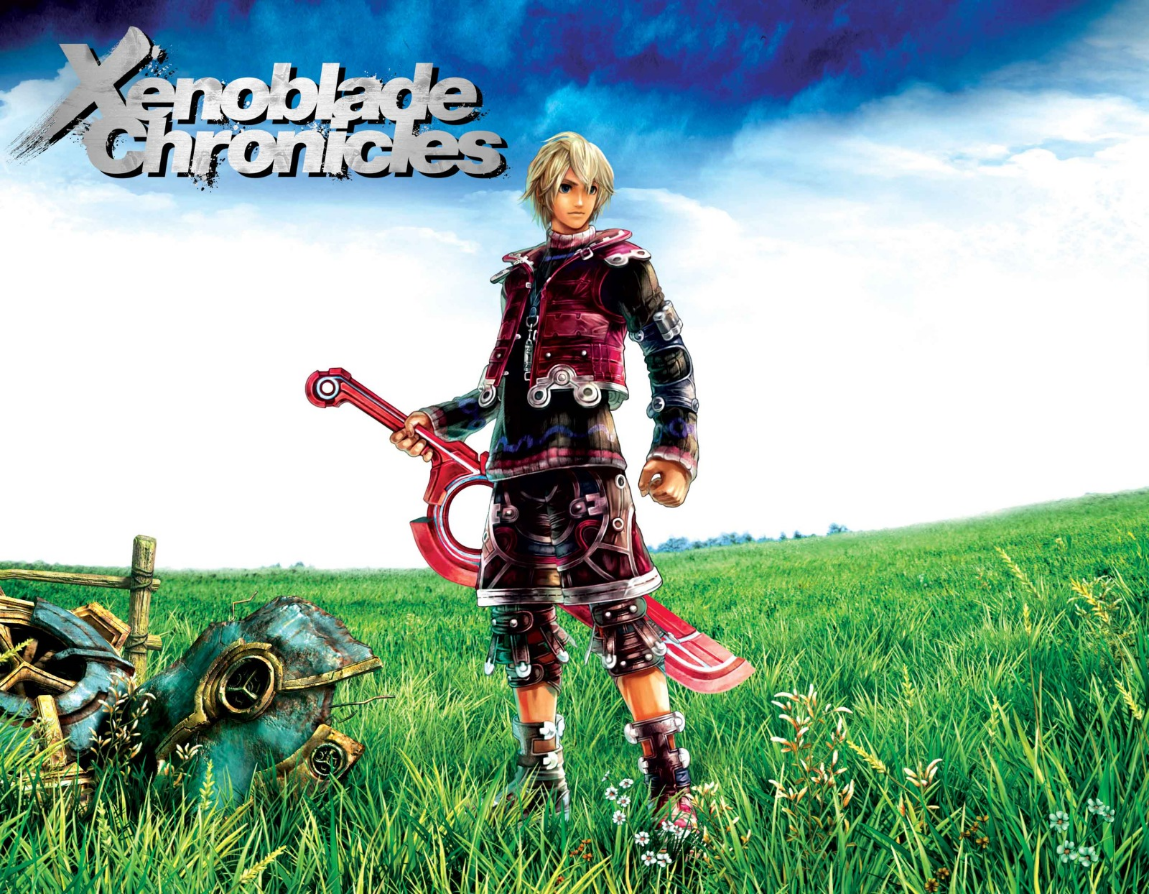 Xenoblade HD & Widescreen Wallpaper 0.771699323574222