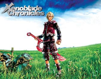 #13 Xenoblade Chronicles Wallpaper