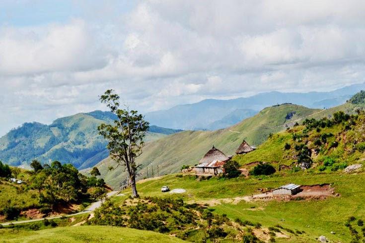 kampung timor timur