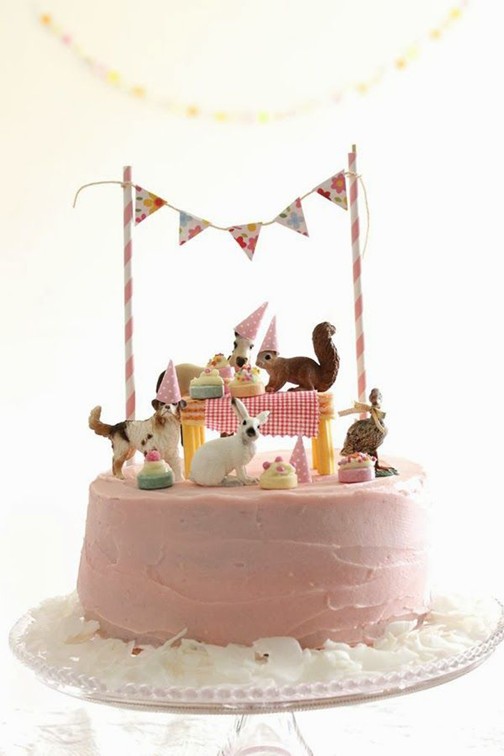 Party Animal Cake