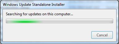 mulai instal update KB2685811