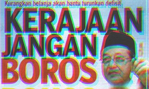 Ahmad Maslan lebih layak jadi Menteri Kewangan?