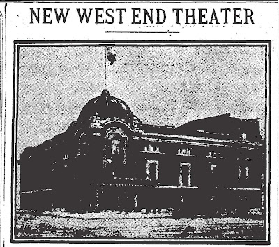 digging cincinnati history west end theater casinoregal