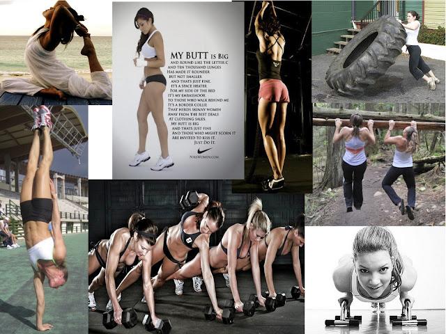 Style Athletics Motivation Monday Workout Fitness Tough Women