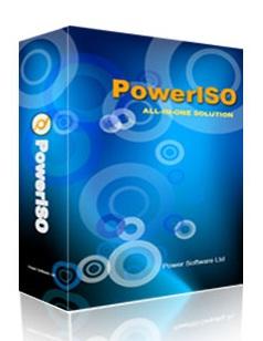 PowerISO v5.0 Terbaru 2012