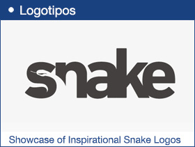 Showcase of Inspirational Snake Logos