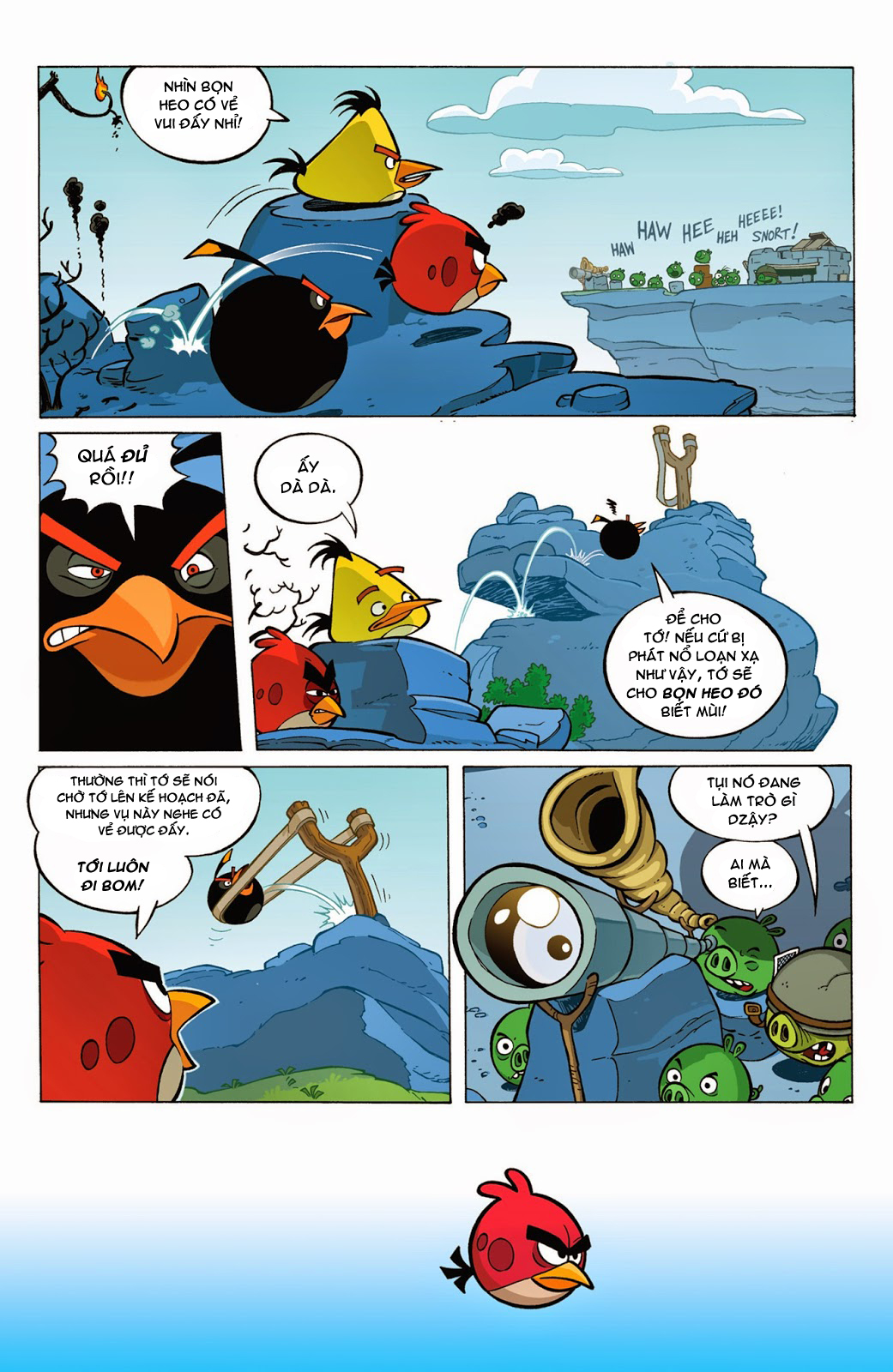 ANGRY BIRDS trang 10