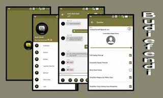 Bbm Mod Simple Gold V.2.10.0.30 Apk