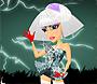 Lady Gaga estilo glamouroso