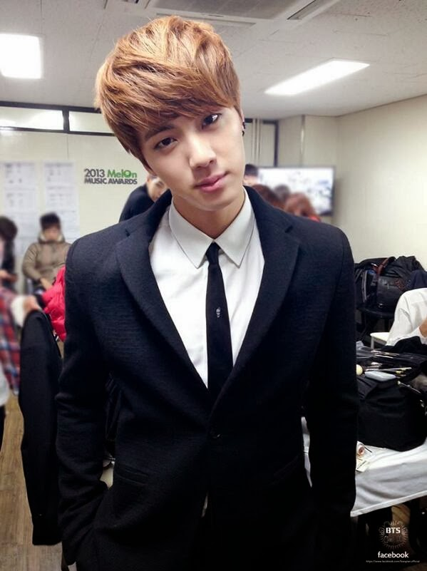 Quick post your favorite picture video of jin bangtan