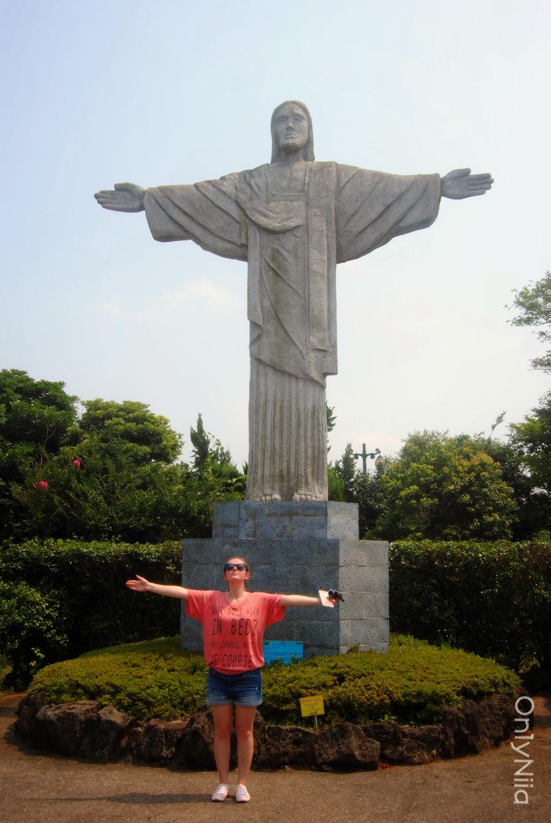 влюбиться в корею 08 шестой день на острове Jeju Mini Land