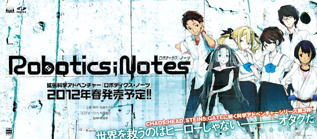 Robotics;Notes