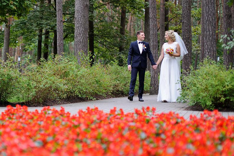 vestuvių fotosesija Alytuje