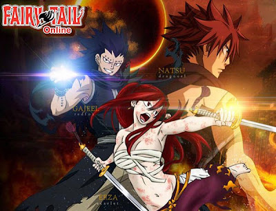 fairy tail online indonesia wavegame