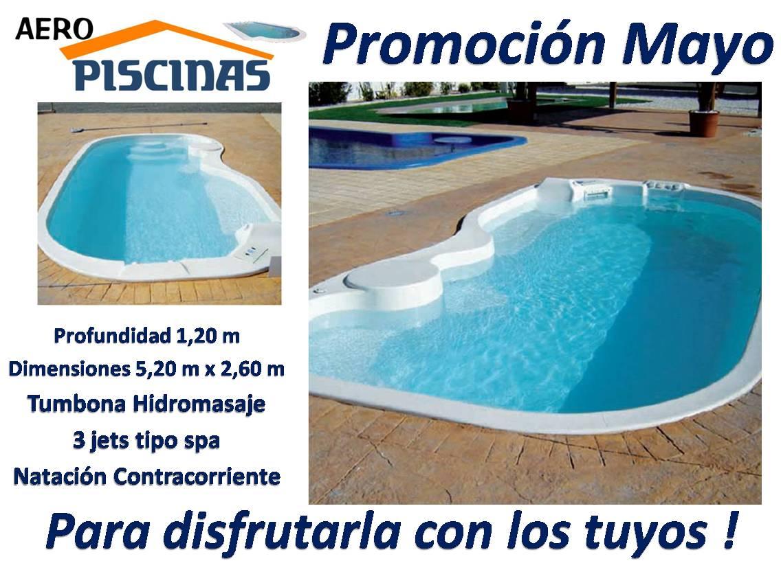 M s ocio nueva promoci n en piscinas Diseno de piscinas en espacios reducidos
