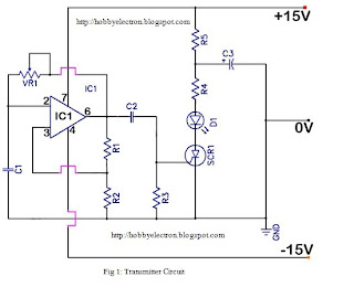 diagram ir remote control circuit using op amp 741 ... 2014 murano wiring diagram