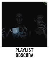 Playlist obscura pro Dia das Bruxas