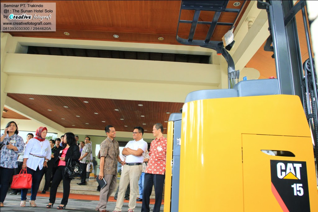 event organizer dan fotografer di solo untuk acara seminar pt trakindo indonesia