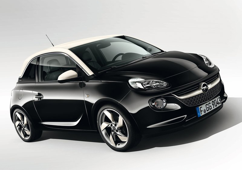 automobiles wallpaper new cars luxury automotive top cars opel adam 2013. Black Bedroom Furniture Sets. Home Design Ideas