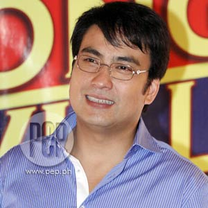 Actor Name : Bong Revilla