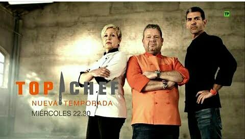 TOP CHEF 4 EDICIÓN