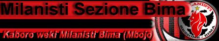 Milanisti Sezione Bima