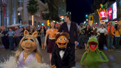 Los Muppets al Walk of fame