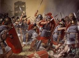 La Batalla de Alesia: César vence en las Galias
