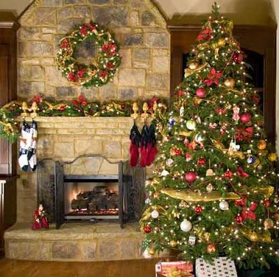 Contoh Desain Pohon Natal