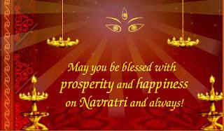 Happy Navratri wishes 2015