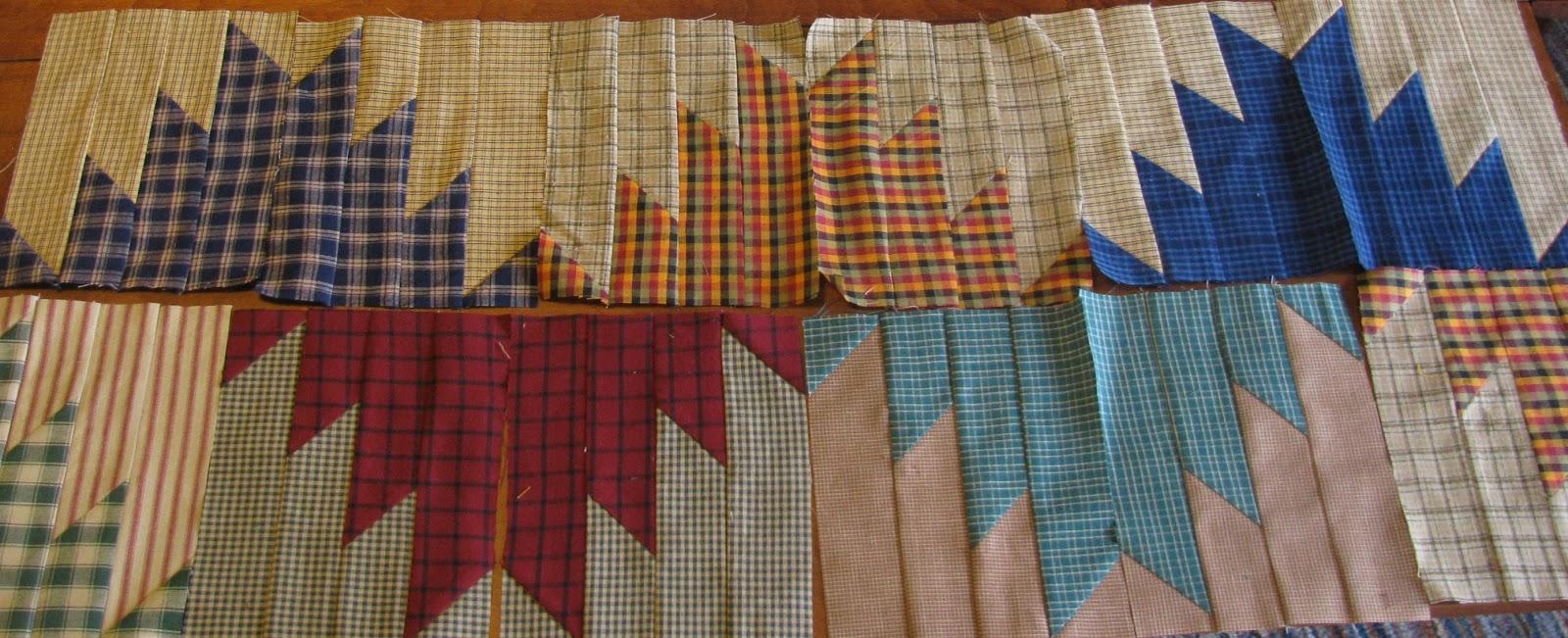 Gretchen's Little Corner: Scrappy Quilts & Sweet Surrender : homespun quilts - Adamdwight.com