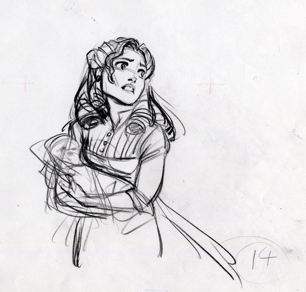 Disney Character Design Tarzan : Reel fx art tarzan tangled