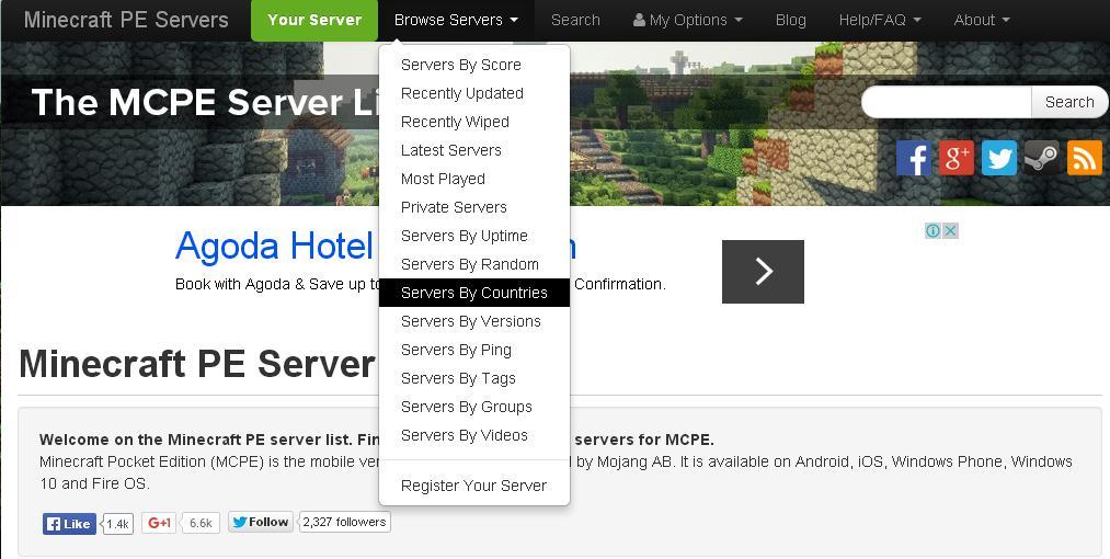 Daus redscarz tutorial main minecraft pe online - Minecraft pe server ip address and port ...