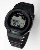Casio Bluetooth Low Energy watch showcased at CES