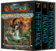 Godsland Series, Trilogy 3 Books 7-9, Artifacts of Power