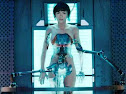 """Ghost in the shell"" movie new poster"