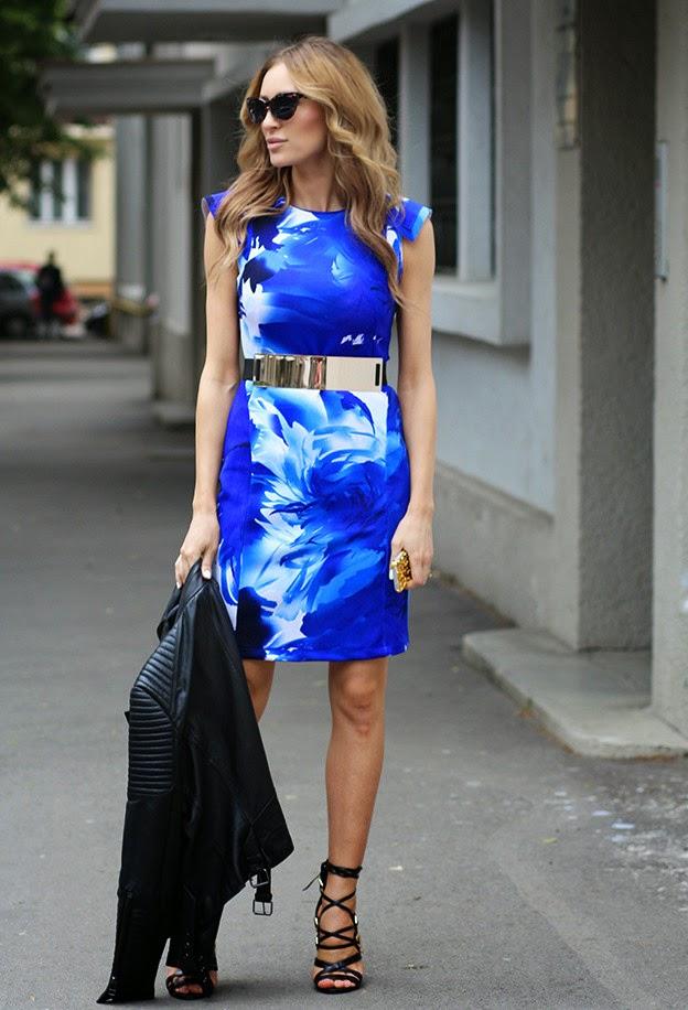 Vestidos de moda cortos