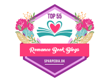 A Top 55 Romance Book Blog!