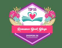 A Top 55 Romance Book Blog!