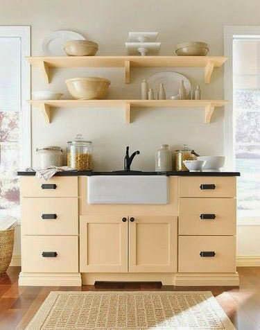 266 صور ارفف اواني و ادوات مطبخ خشب