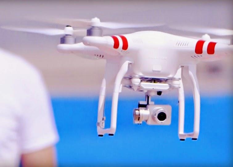 το σύστημα drone της ΝΑΣΑ