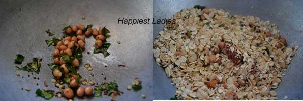Oats Upma Recipe
