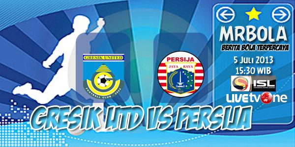 Prediksi Gresik United vs Persija