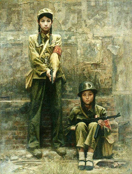 a history of the long march of the red army of china The retreat of the communists from the kuomintang army is called the long march  of china in 1949 mao zedong founded the  and formed the red.