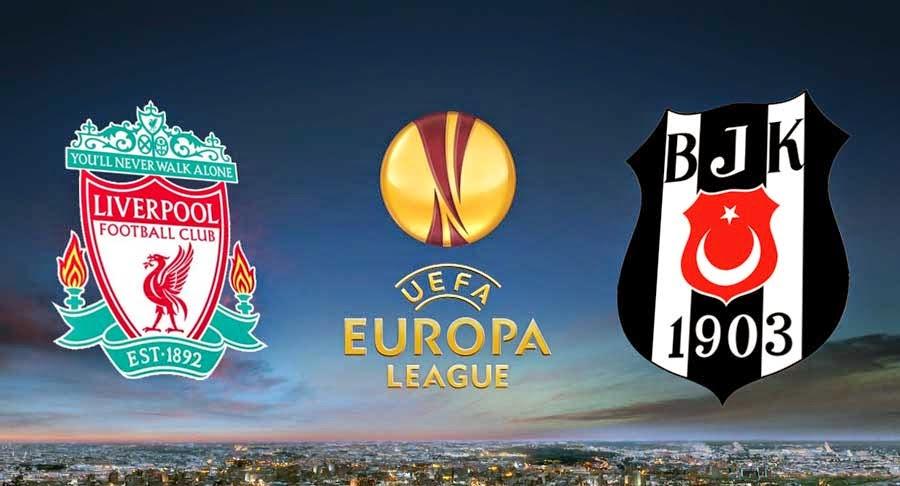 Liga Europa 27 Feb 2015