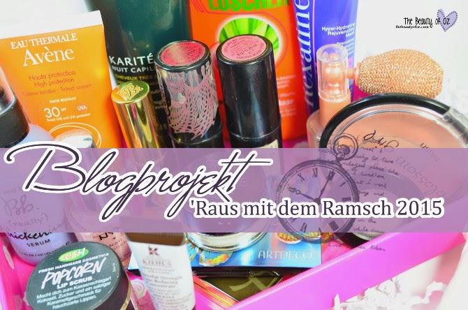Blogparade 'Raus Mit Dem Ramsch 2015