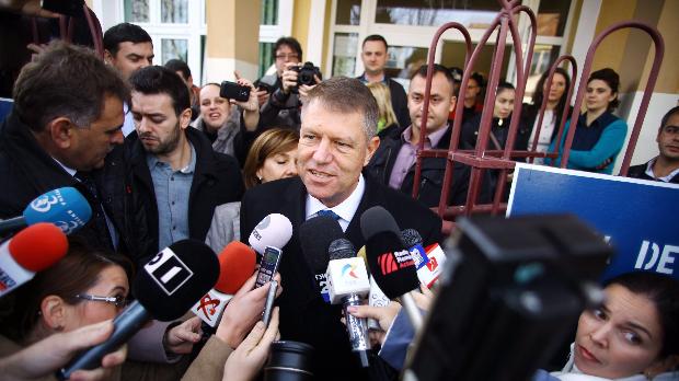 államelnök-választások, Románia, politika, magyarság, Klaus Johannis, Victor Ponta, BEC,