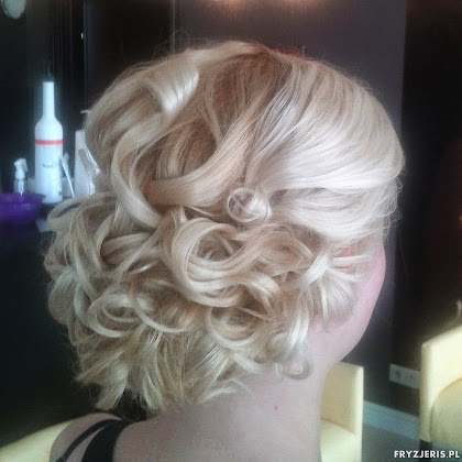 fryzura ślubna 37